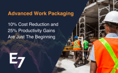 10% Cost Reduction and 25% Productivity Gains Are Just The Beginning