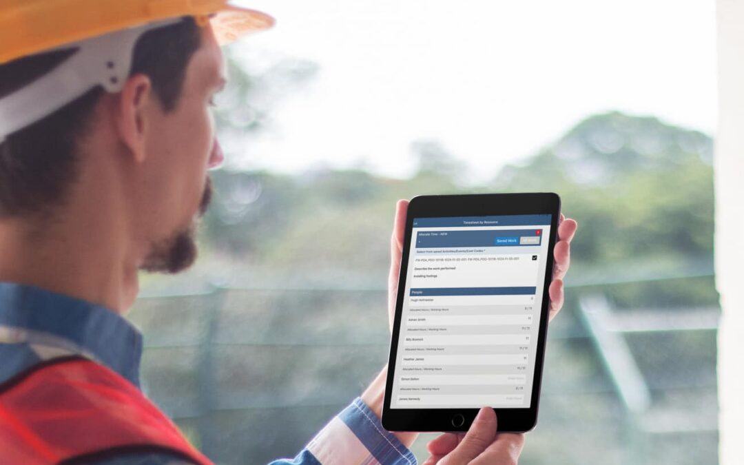 What every CFO needs to know about digitising construction timesheets