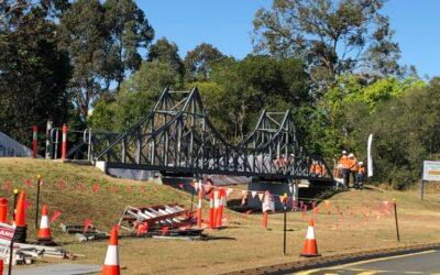 Constructionarium Australia Cohort Delivers Replica Story Bridge