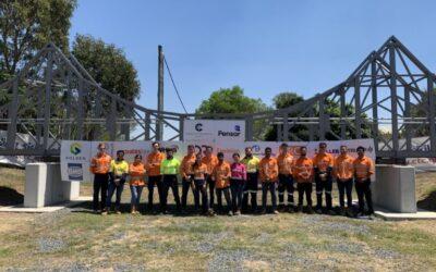 Constructionarium Australia Story Bridge Officially Open