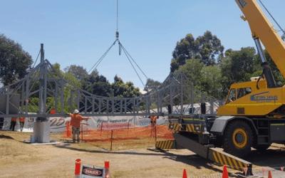 Constructionarium Australia – Story Bridge Build Day 3